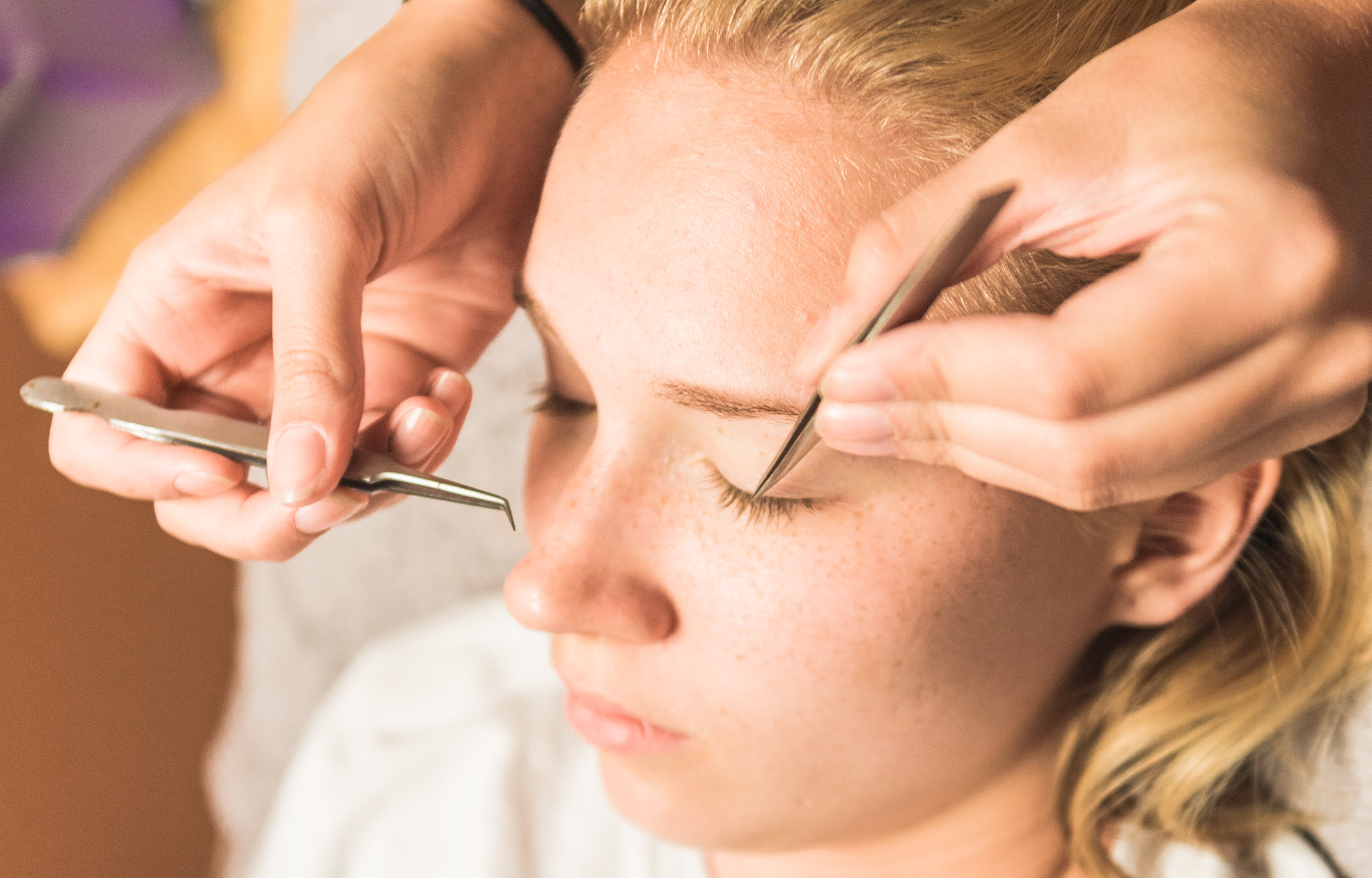 Services - We offer a wide variety of hair, skin, and massage services.
