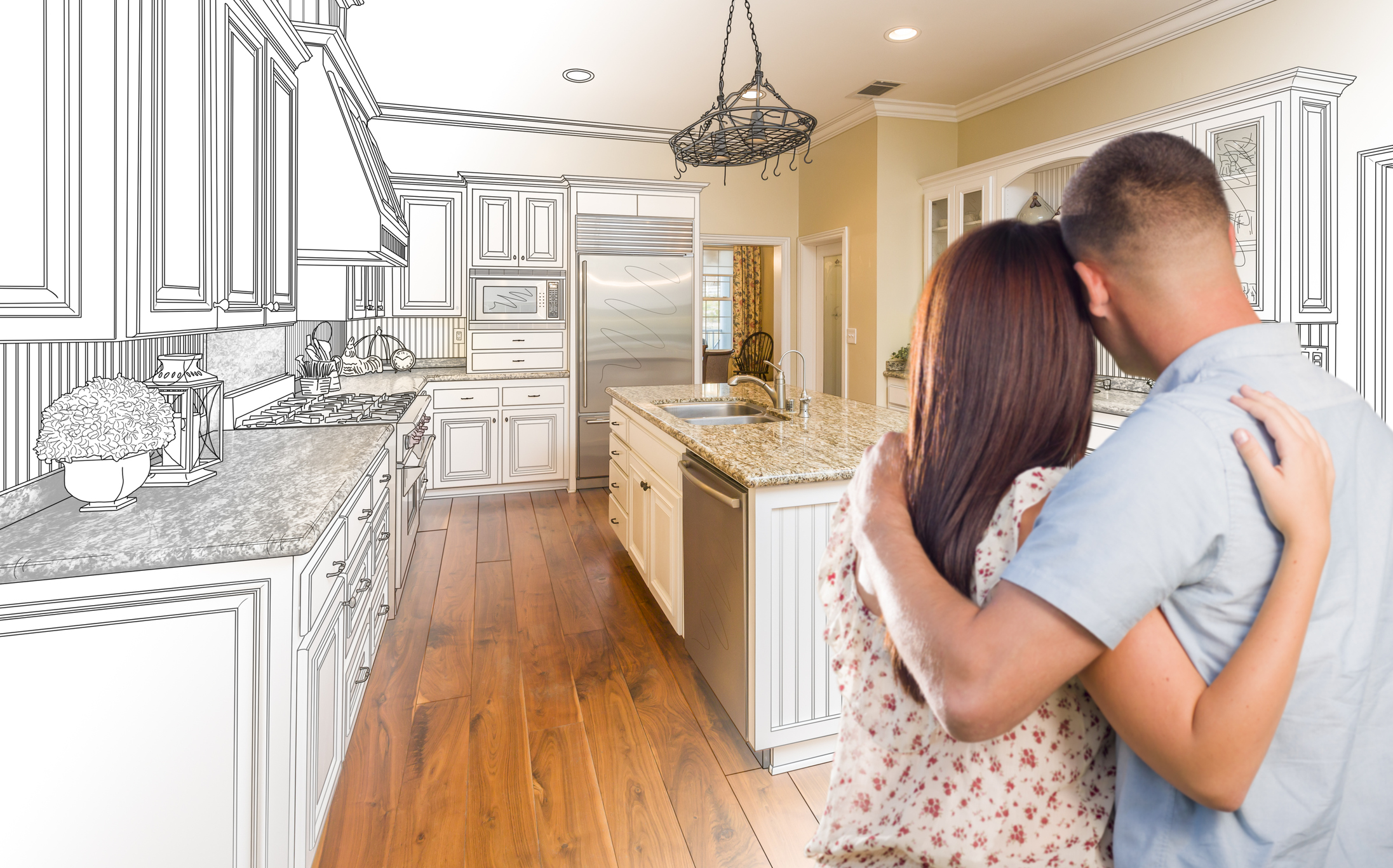 Kitchen Design remodeling contractors in charlotte NC