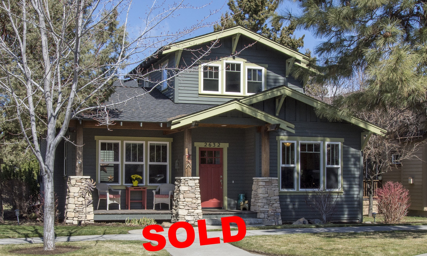 Sold!2632 NW Ordway Ave. - $572,000This beautiful North West Craftsman went pending in 7 days, closed in less than 45 days.