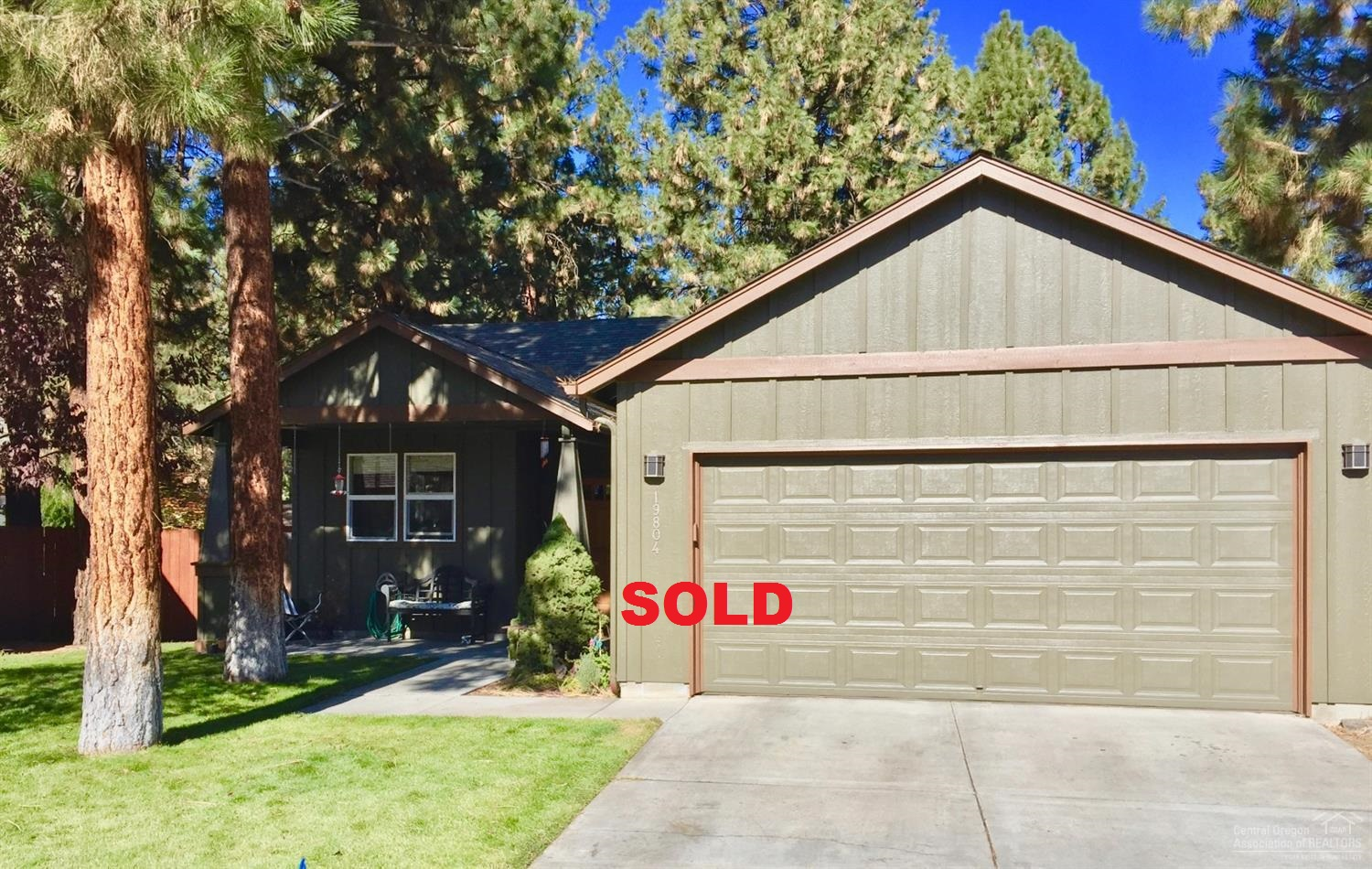 Sold!19804 Wetland Ct. - $297,000This SW Bend Craftsman, well maintained investment property went pending with a full price offer in 5 DAYS. Closed in less than 25 days!