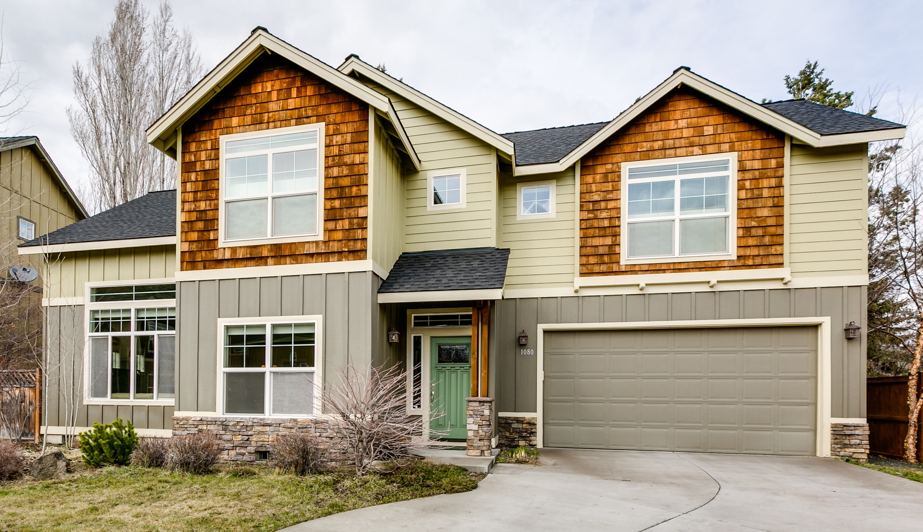 Sold!1080 NE Parkview Ct. Bend OR 97701 - $370,000This great home at the base of Pilot Butte went Pending after a week on the market. Closed in 41 days on the Market!