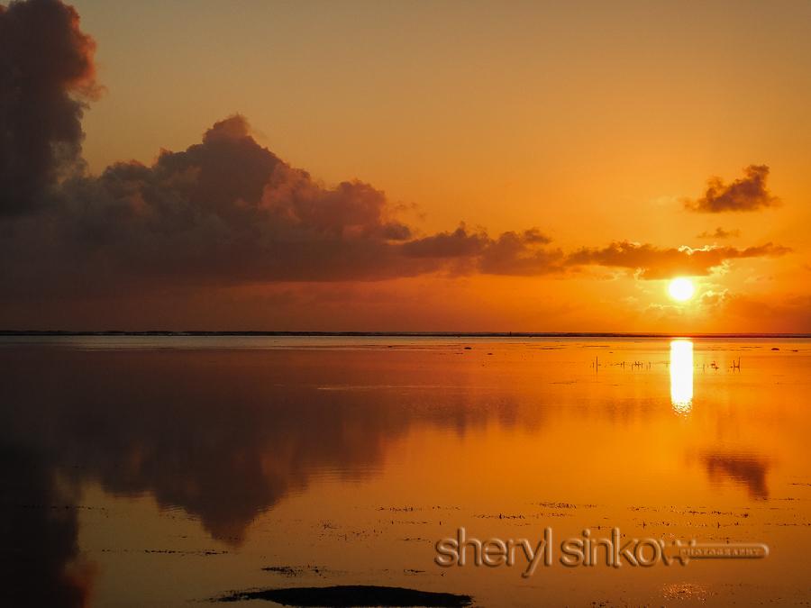 Matemwe Sunrise
