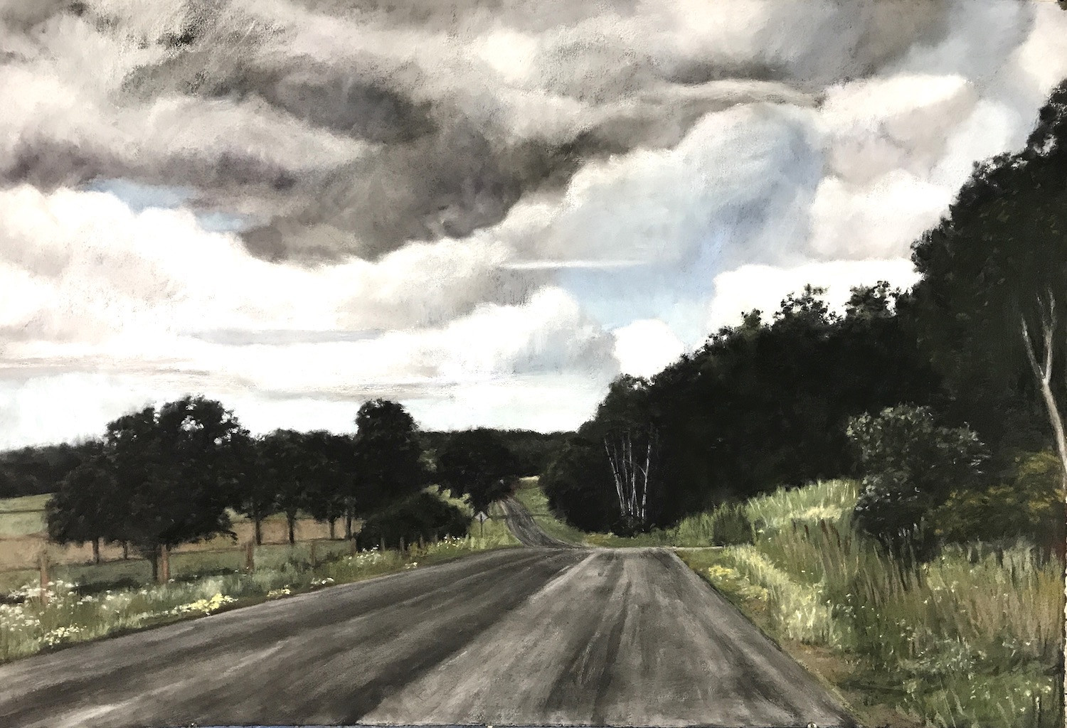 Satterly Hill Road/Late Summer