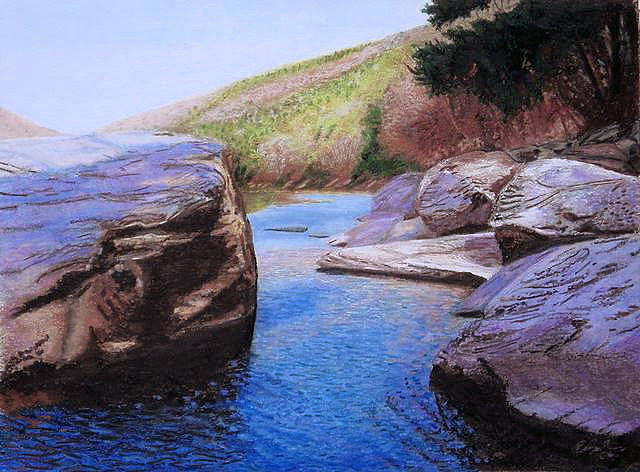 Long Eddy Rocks