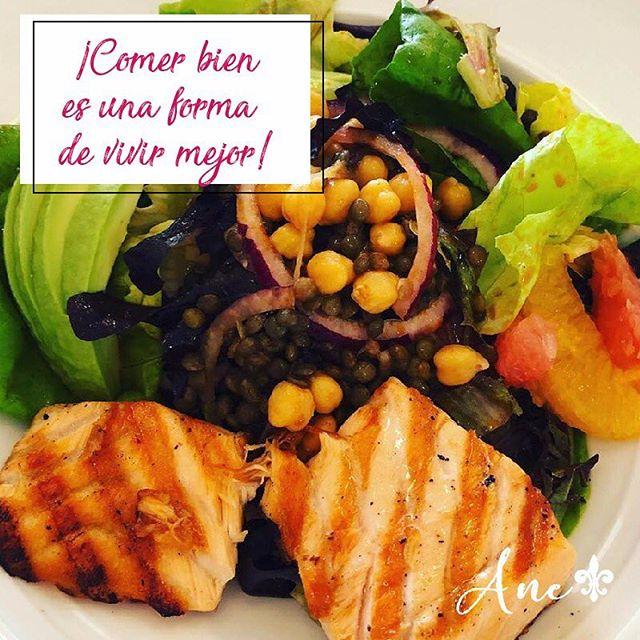 No es una dieta! Es un estilo de vida saludable!
