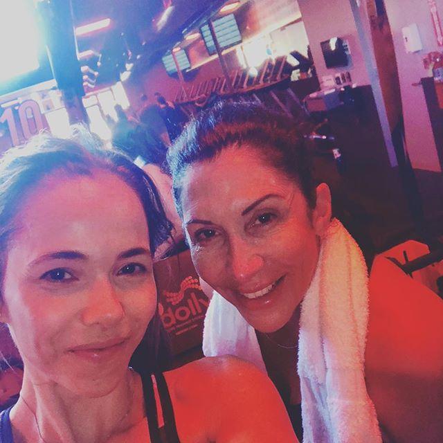 Great workout!! With my amazing friend!!!#orangetheoryhighlandpark