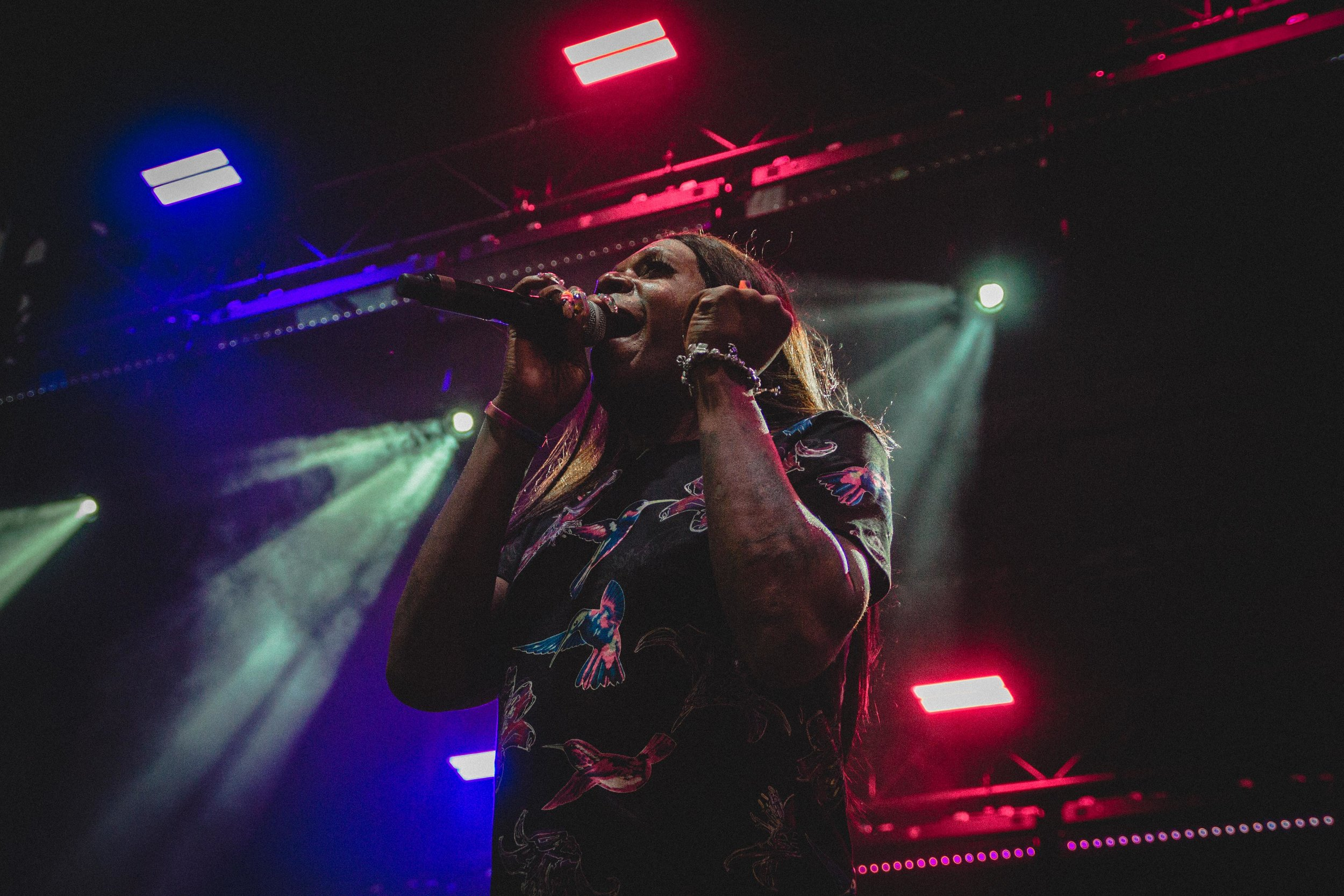 Big Freedia performing at NXNE Festival Village Day 3 at Yonge-Dundas Square