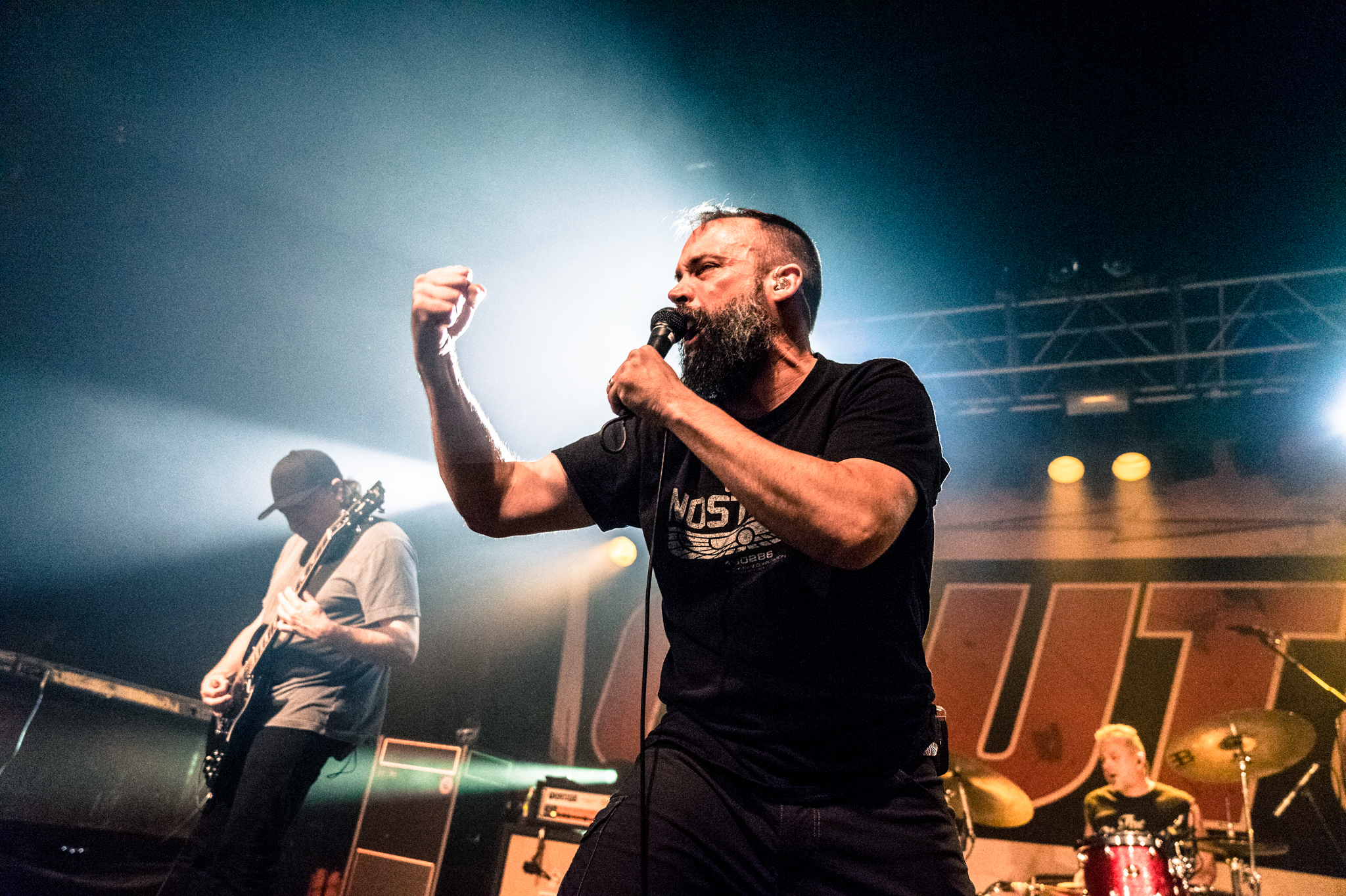 Clutch Brings the Heavy to Starland Ballroom