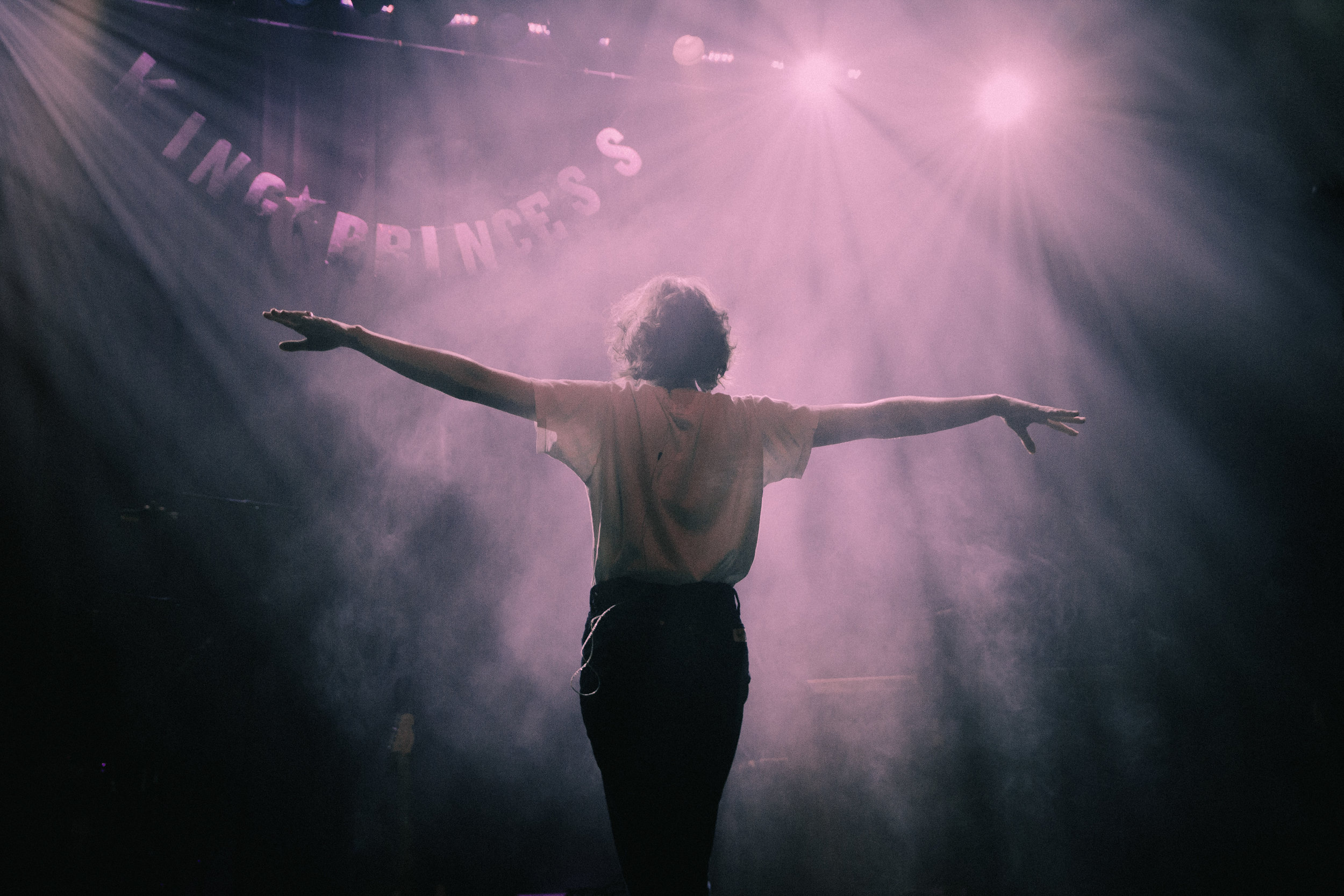 KING PRINCESS ROCKS THE HOUSE-DOWN BOOTS IN TORONTO