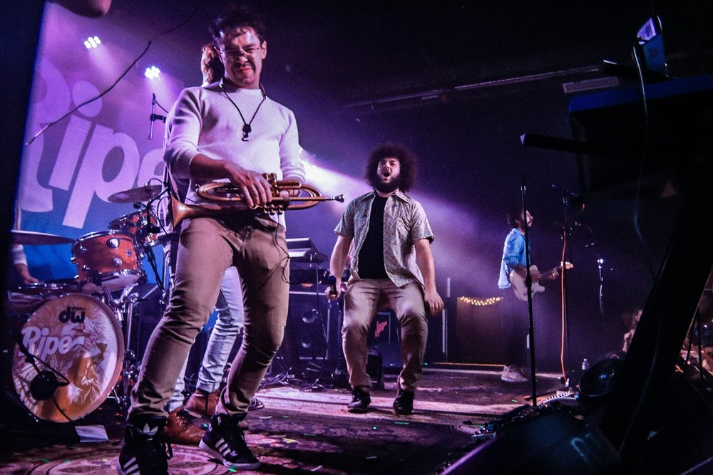 RIPE SELLS OUT THE BASEMENT EAST
