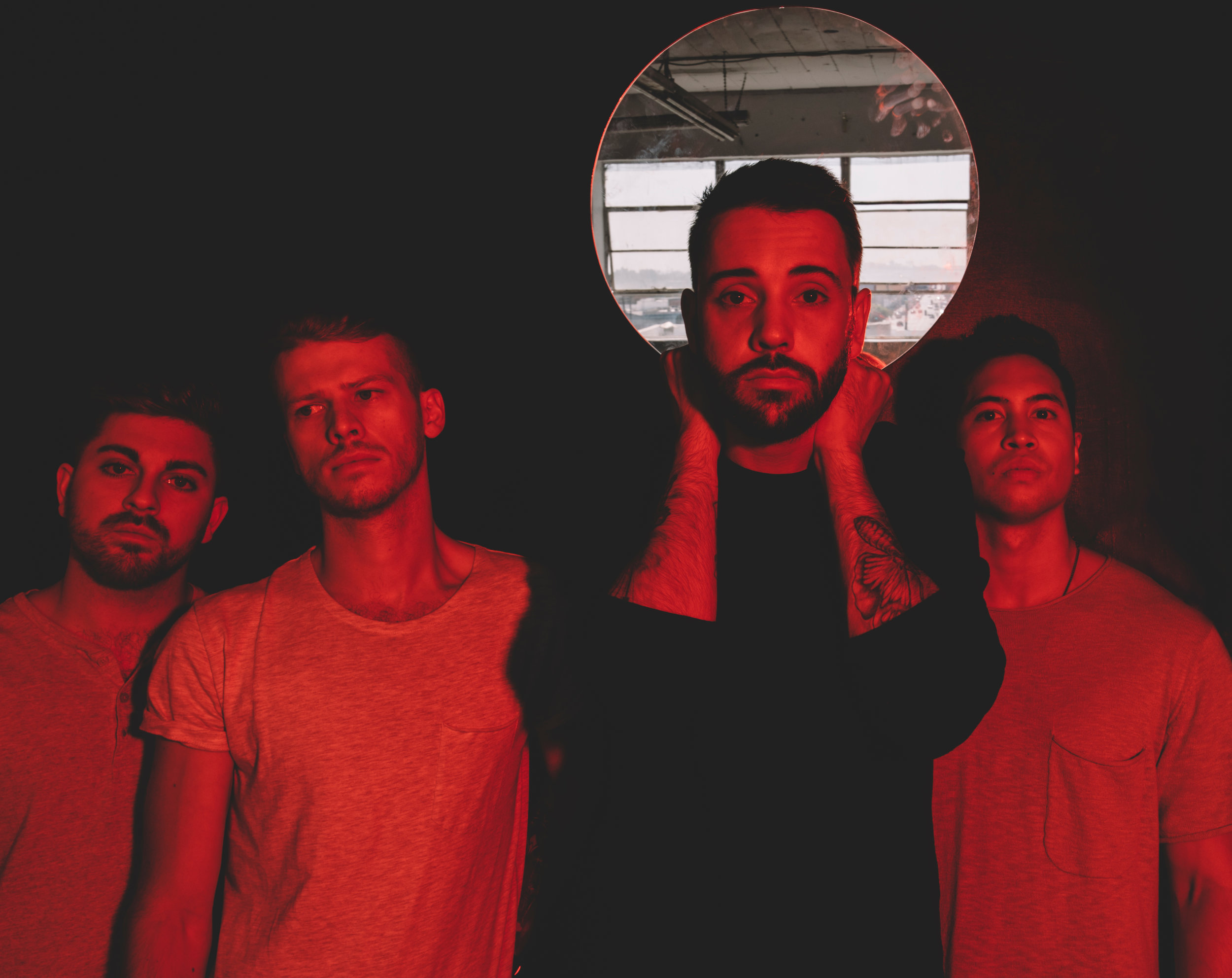 """Selfish Things Release AWESOME New Single """"Drained"""""""