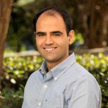Hadi Hosseini, PhD - virtual reality (VR) tailored toward targeted rehabilitation of the affected brain networks in patients with neurocognitive disorders.