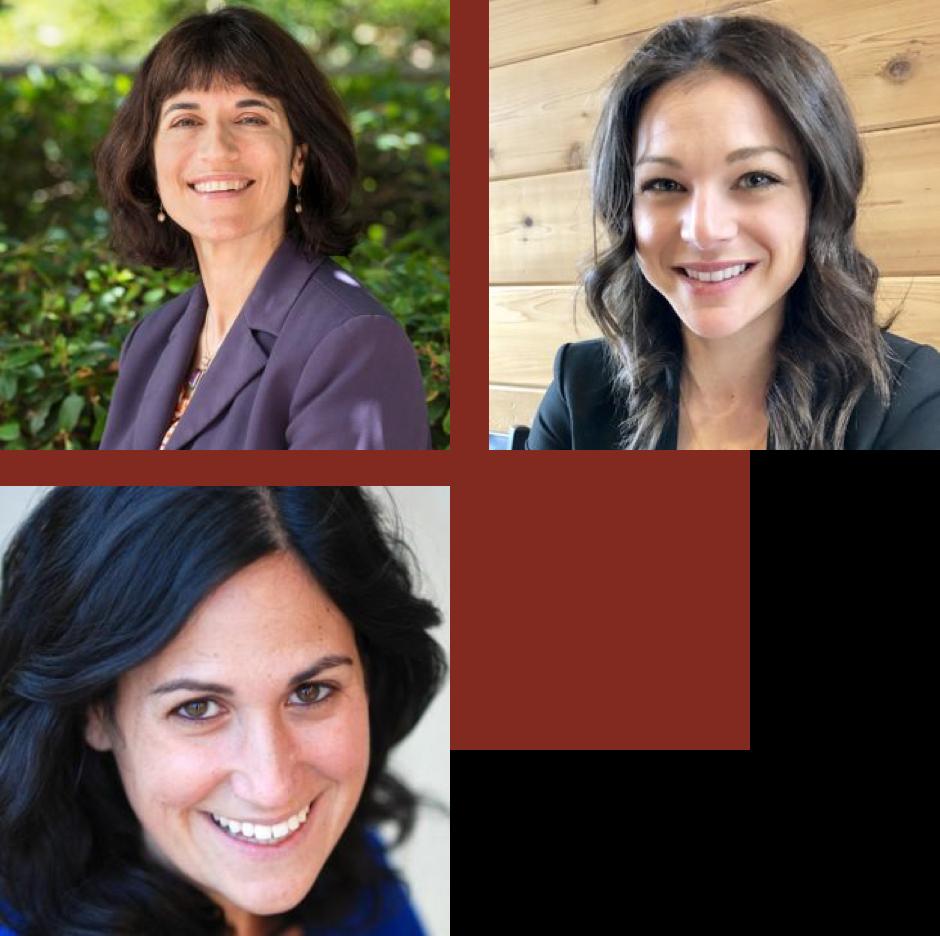 Eating Disorders Team - Debra Safer, Cristin Runfola, and Sarah Adler