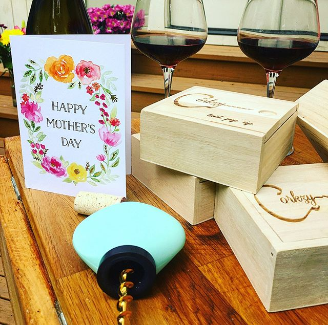 Empower mom this Mother's Day. Give her a Corkzy and make her feel like the hostess with the mostest, the designated wine opener at every gathering, the woman with THE wine opener. Give her the gift of Corkzy. 🍷❤️ Shop the link in our bio! • • • #corkzy #twistpopsip #wine #corkscrew #winelover #wineo #wineoclock #pdx #portland #portlandnw #oregonwine #shoplocal #shopsmall #travelportland #traveloregon #pnw #pnwonderland #madeinpdx #madeinoregon #mothersday