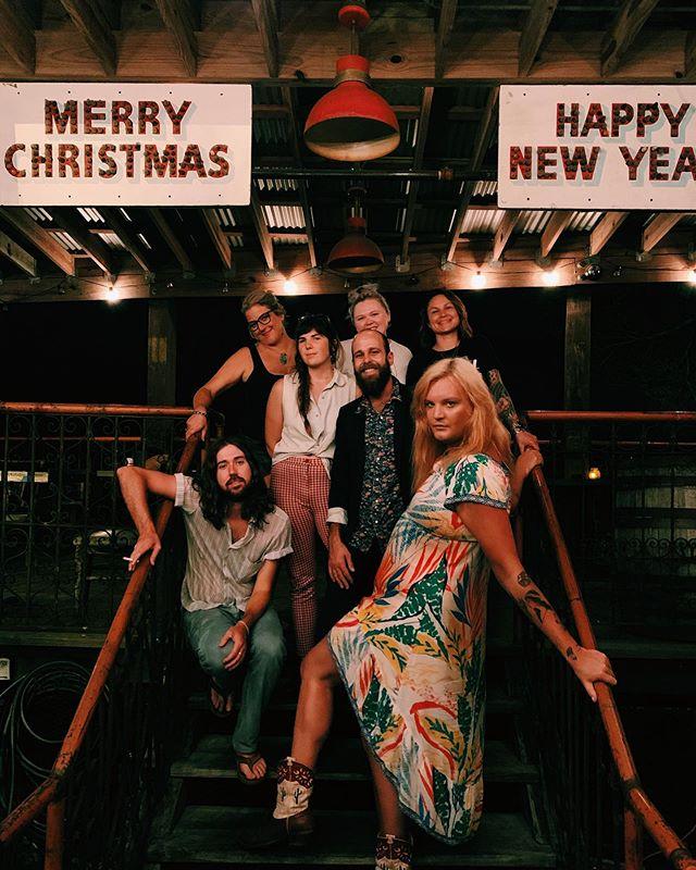 Merry Christmas and Happy New Yea @theroyalamerican #huntyscosmiclovetank