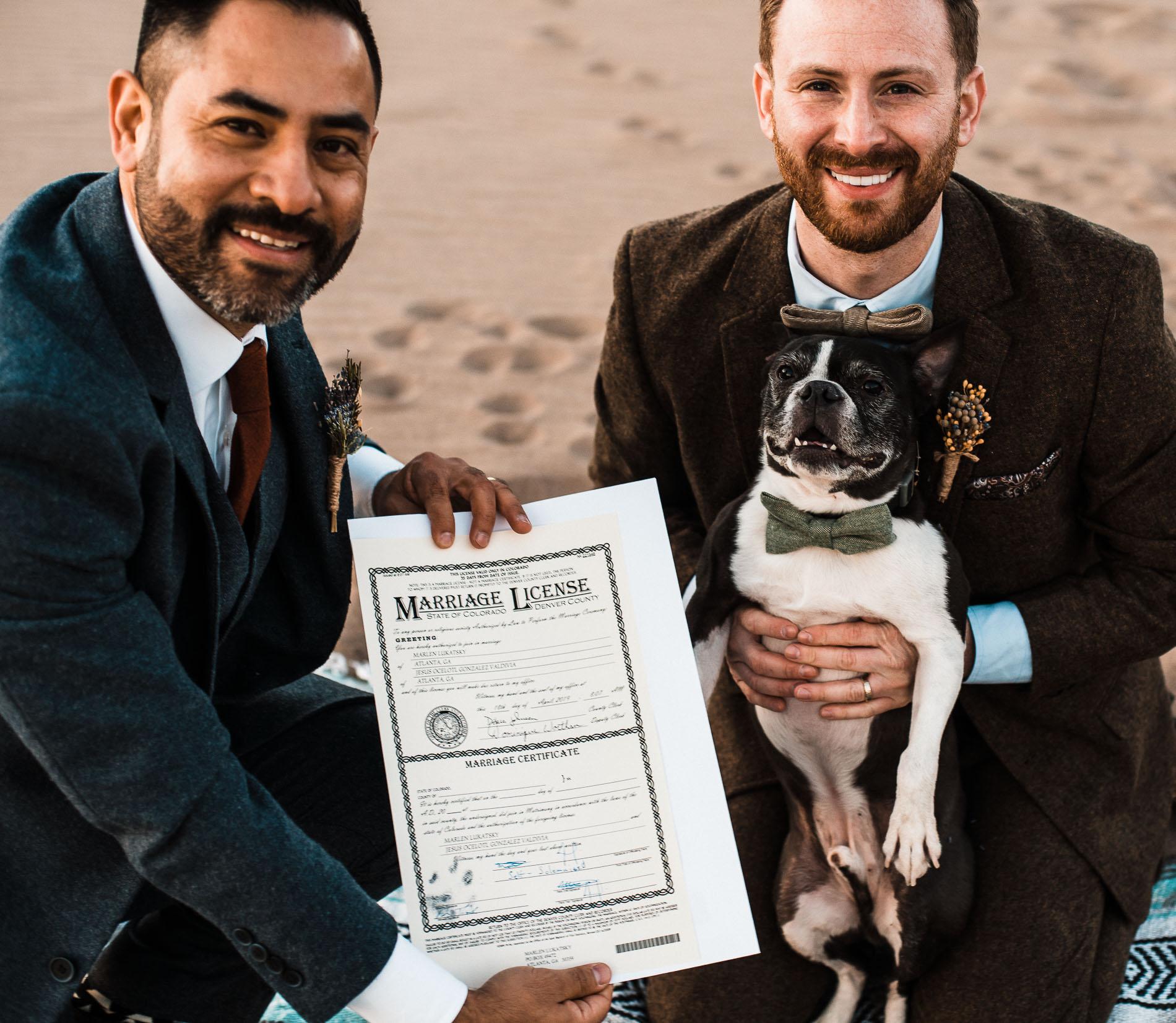 Great Sand Dunes LGBTQ Colorado Elopement (44).jpg