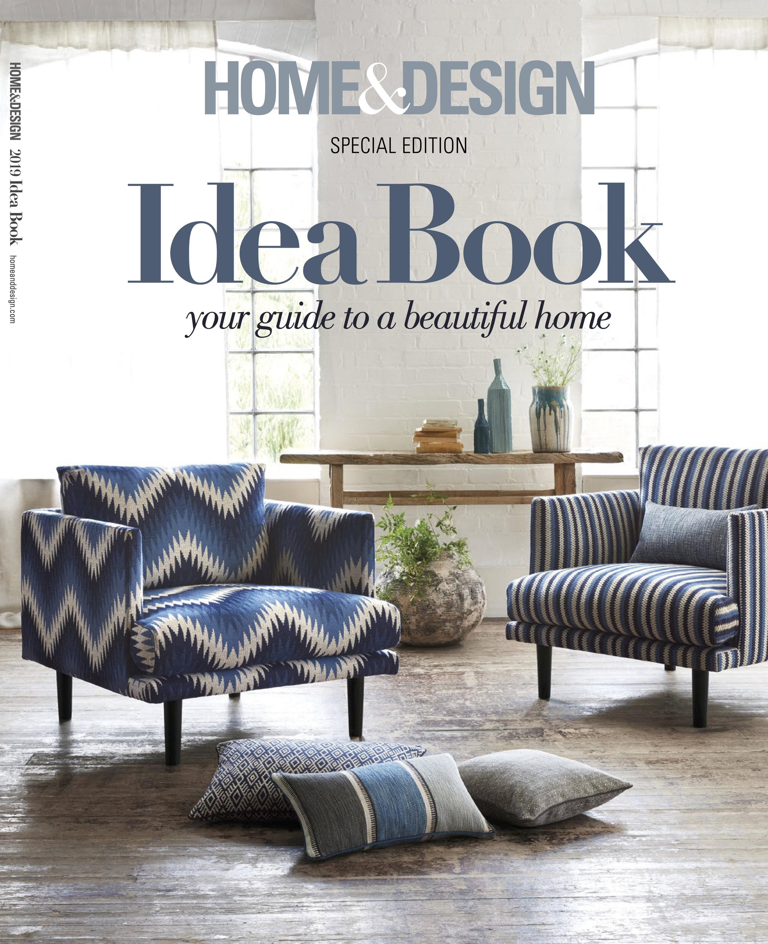 HOME& DESIGN, IDEA BOOK, FALL 2018
