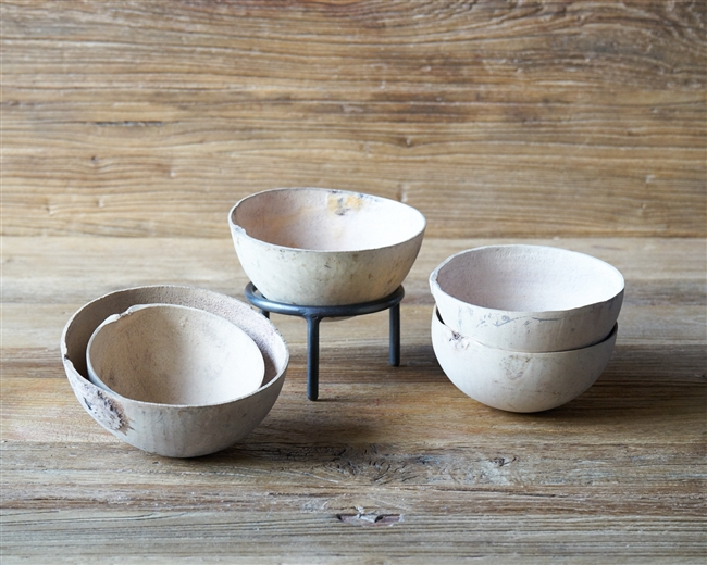 #10: Gourd Bowls - The naturally hardened gourd half makes for a wonderful bowl of many purposes, food safe.
