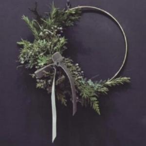Laura Hodges Studio_Crimson and Clover Wreath.jpg