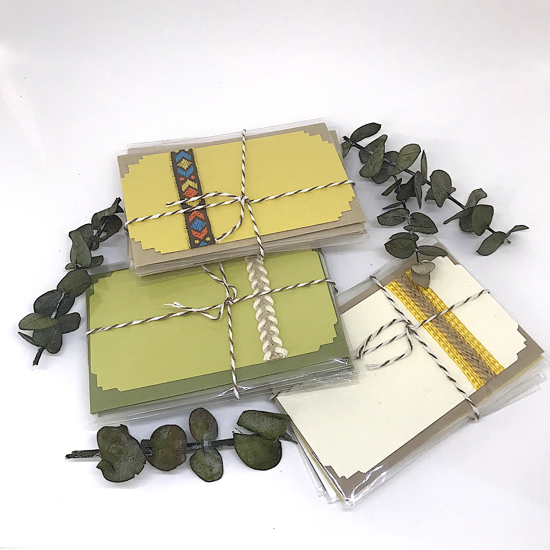 Gifts for your Son - Remind your Son that you taught him to write thank you notes. Give him these handmade stationary cards made by Sugar Paperie
