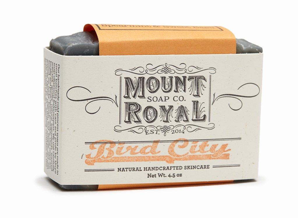 Mount Royal Soap
