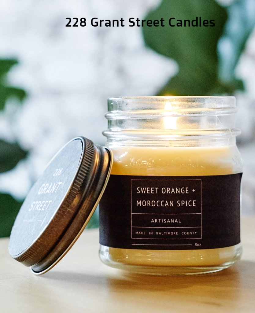 228 Grant Street Candles