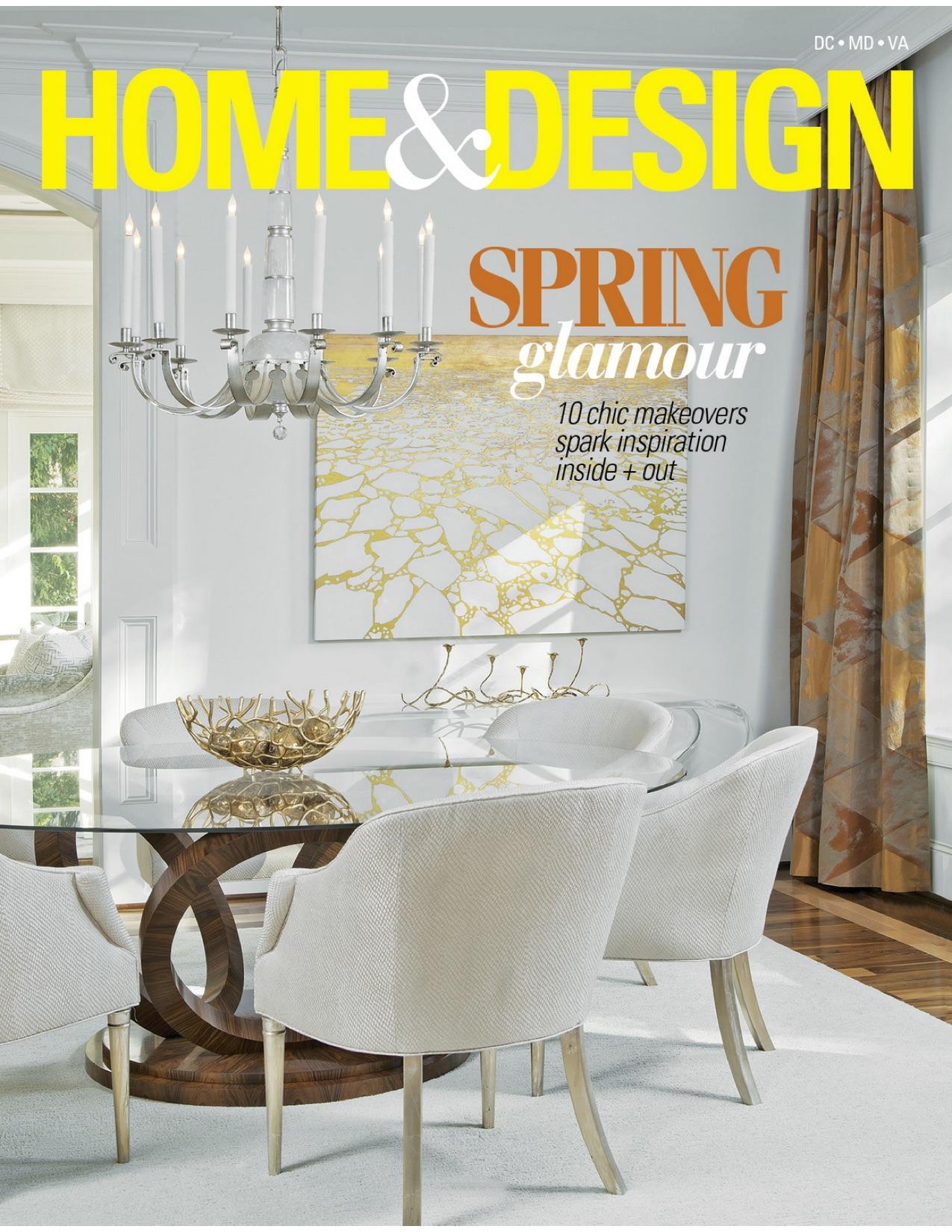HOME & DESIGN, SPRING 2019