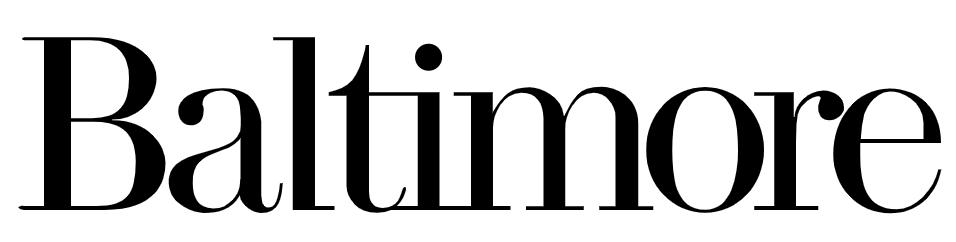 BALTIMORE MAGAZINE, APRIL 2019