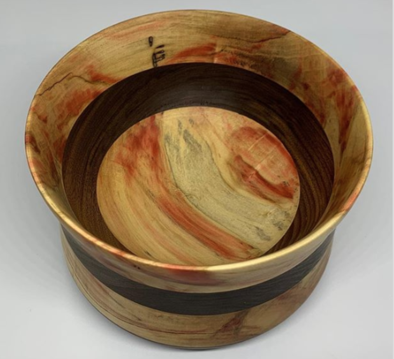 #5: Decorative Wooden Bowls - These hand made wooden bowls from Rustik Designs look great whether they're serving food, displaying fruit, or just as decoration.
