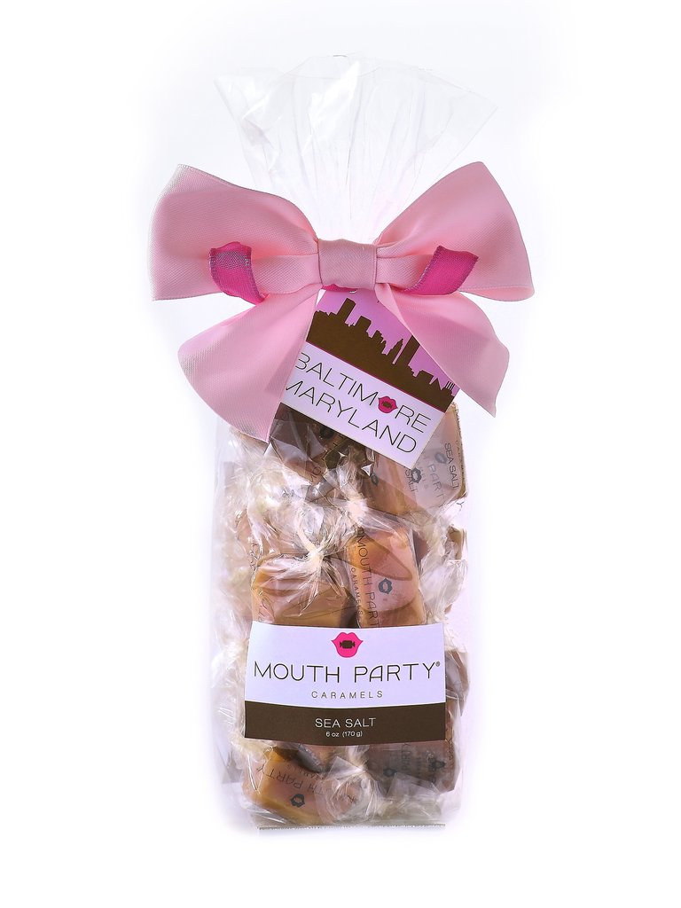 Mouth Party Caramels - Mouth Party Caramels are delicious, local, and made with all natural ingredients.
