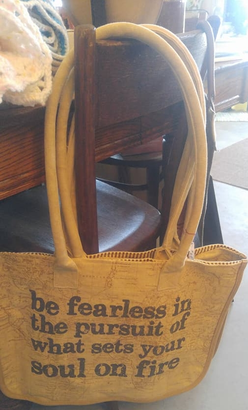 Be Fearless Tote