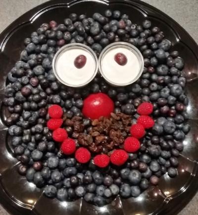 Grover Fruit Tray