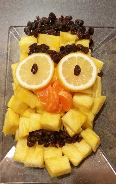 Burt Fruit Tray