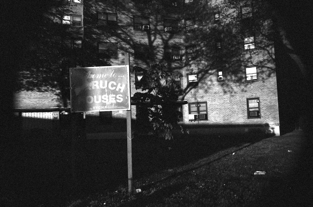 Baruch Houses on Lower East Side, NY (Photo credit: Alexander Rabb)