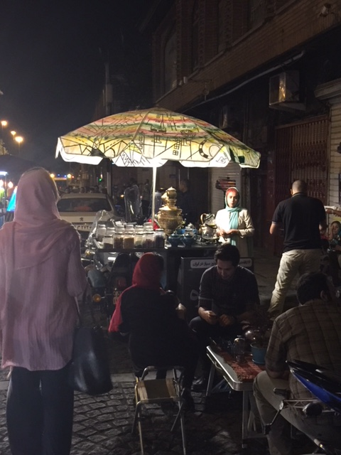 30 Tir Street Food Market, August 2017, Tehran. (Saba Jaberolansar)
