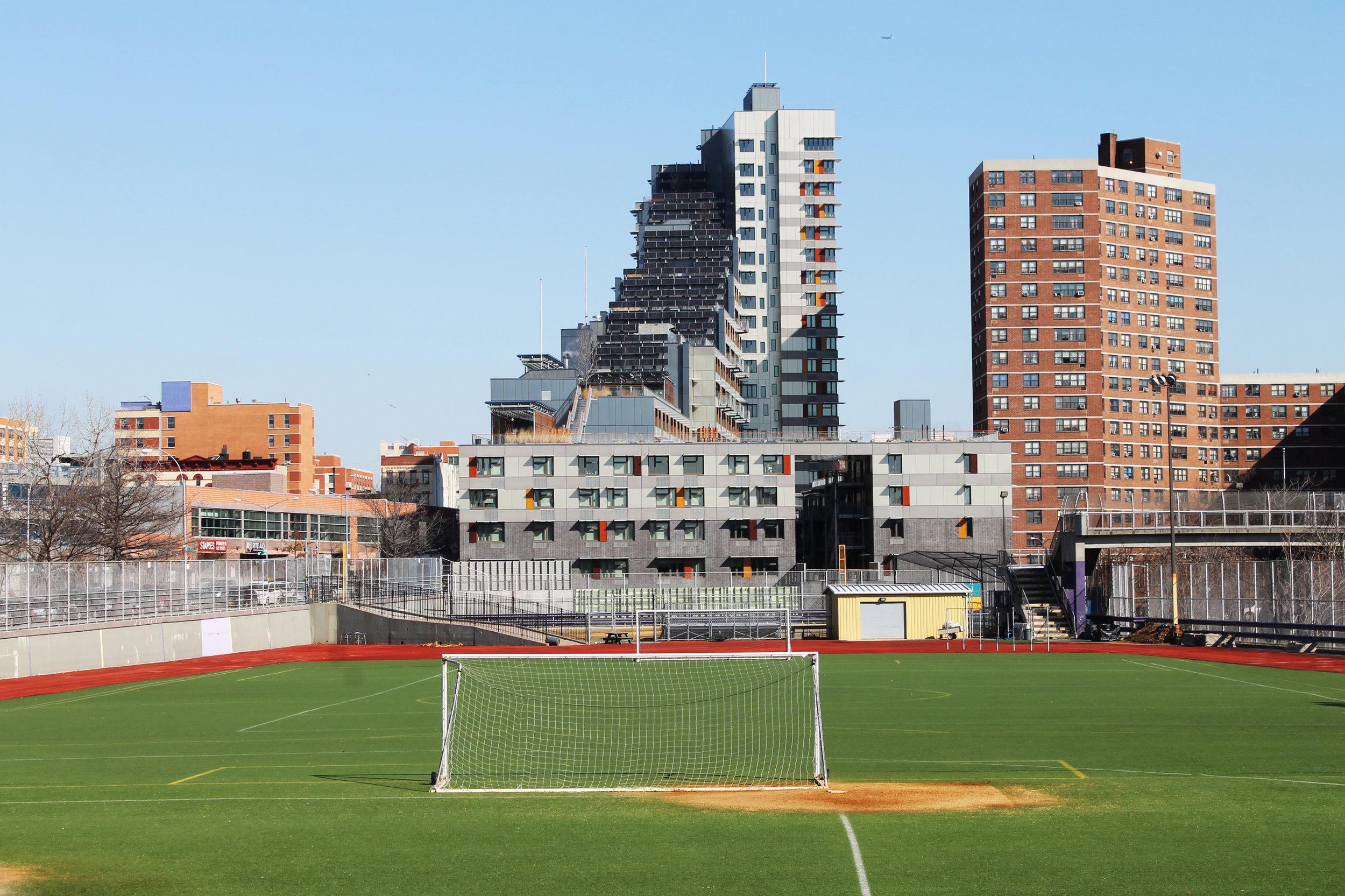 Via Verde Housing Development (Photo by Jules Antonio)