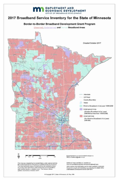 Source: Minnesota Department of Employment and Economic Development