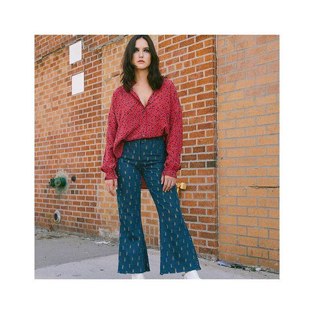 Thii for Lady Gunn Magazine | Photography @katieborrazzo | Styling @oliviaivey | Makeup @stacyskinner | Model @alaiabbbaldwin #nyfw #fashion