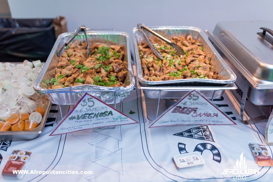 AfropolitanNYC   's monthy event was very fun for us as vendors. Great energy, music and people.