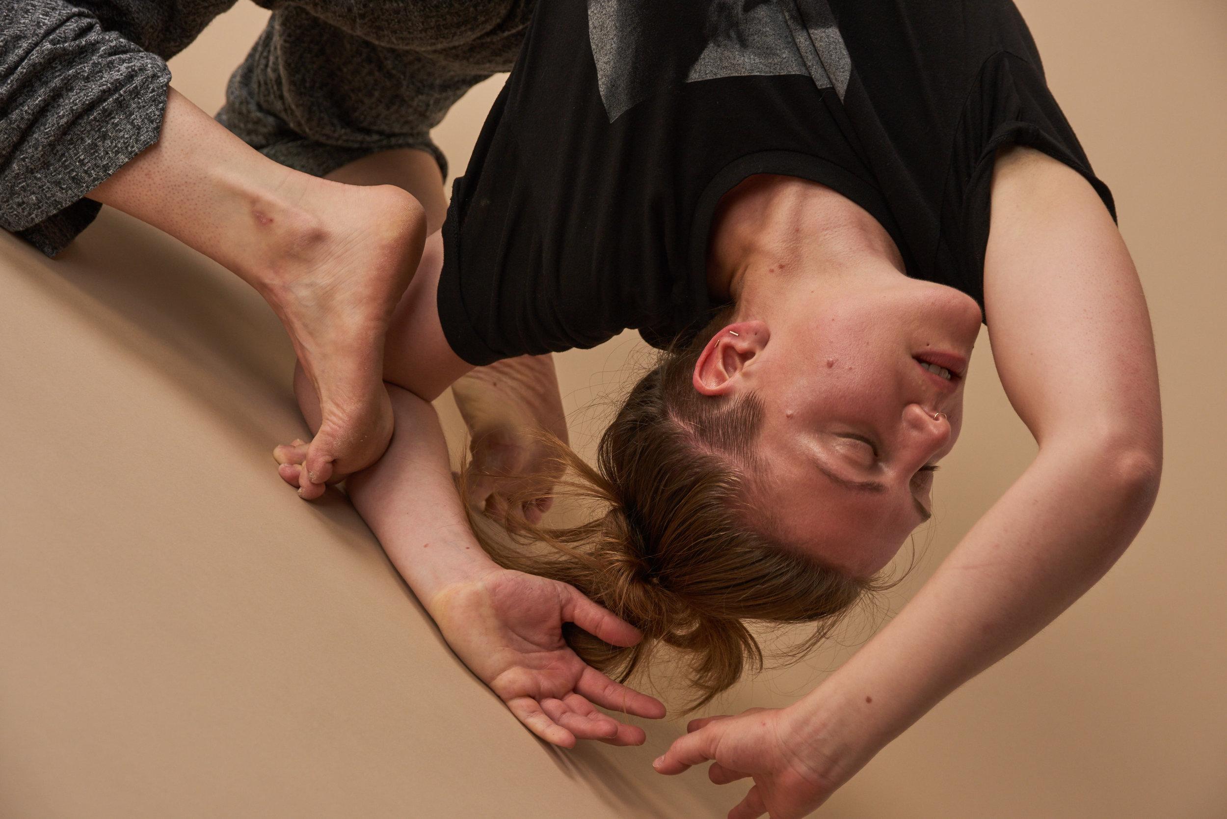 Photo by Jim Lafferty for DIY Dancer Magazine Issue 02