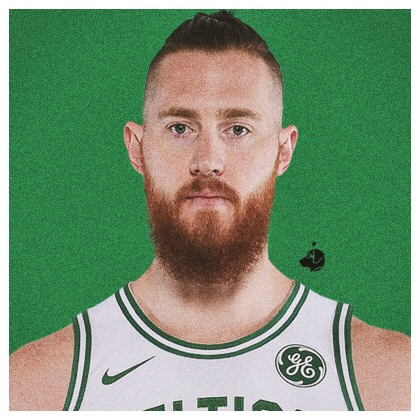 Aron Baynes - Star UnderDOG of the Night: 21, 8 boards, 3 dimes