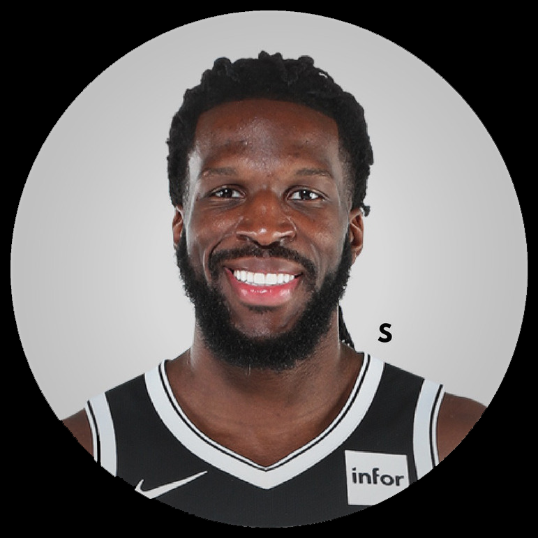 Star UnderDOG • D. Carroll (BKN): 22 & 7 boards