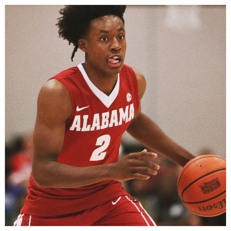 COLLIN SEXTON - PG•6'2, 184•Alabama•Freshman