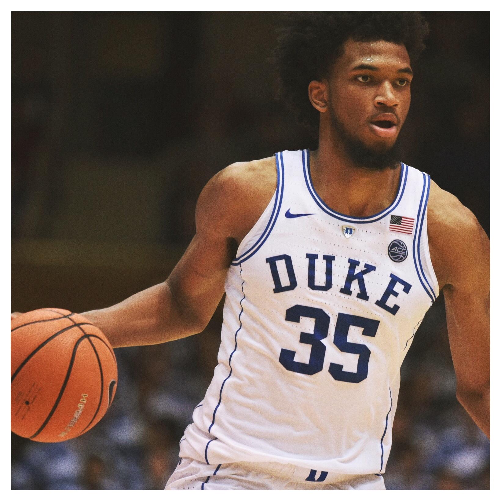 MARVIN BAGLEY III - F/C•6'11, 220•Duke•Freshman
