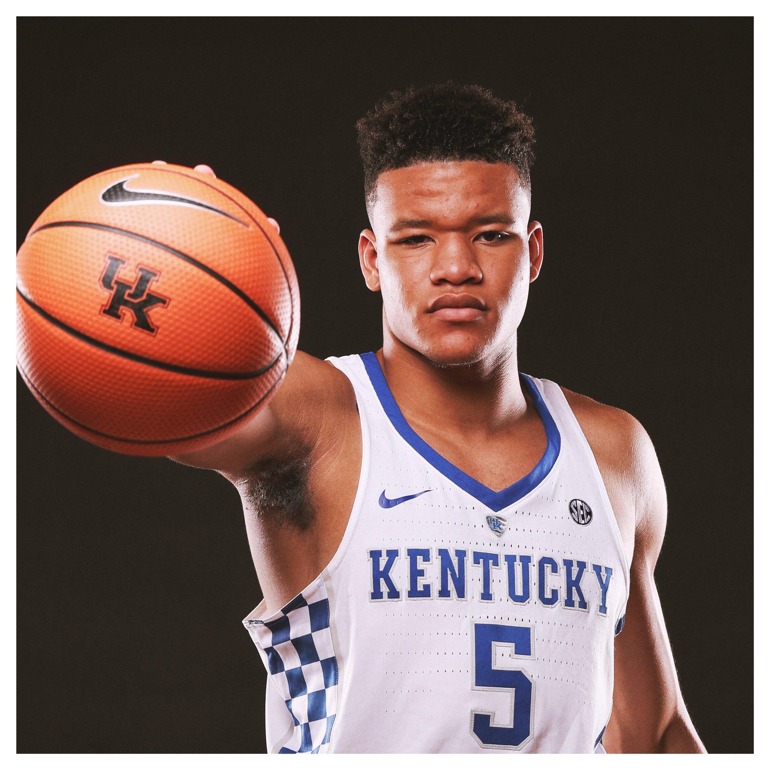 KEVIN KNOX - F•6'9, 206•Kentucky•Freshman