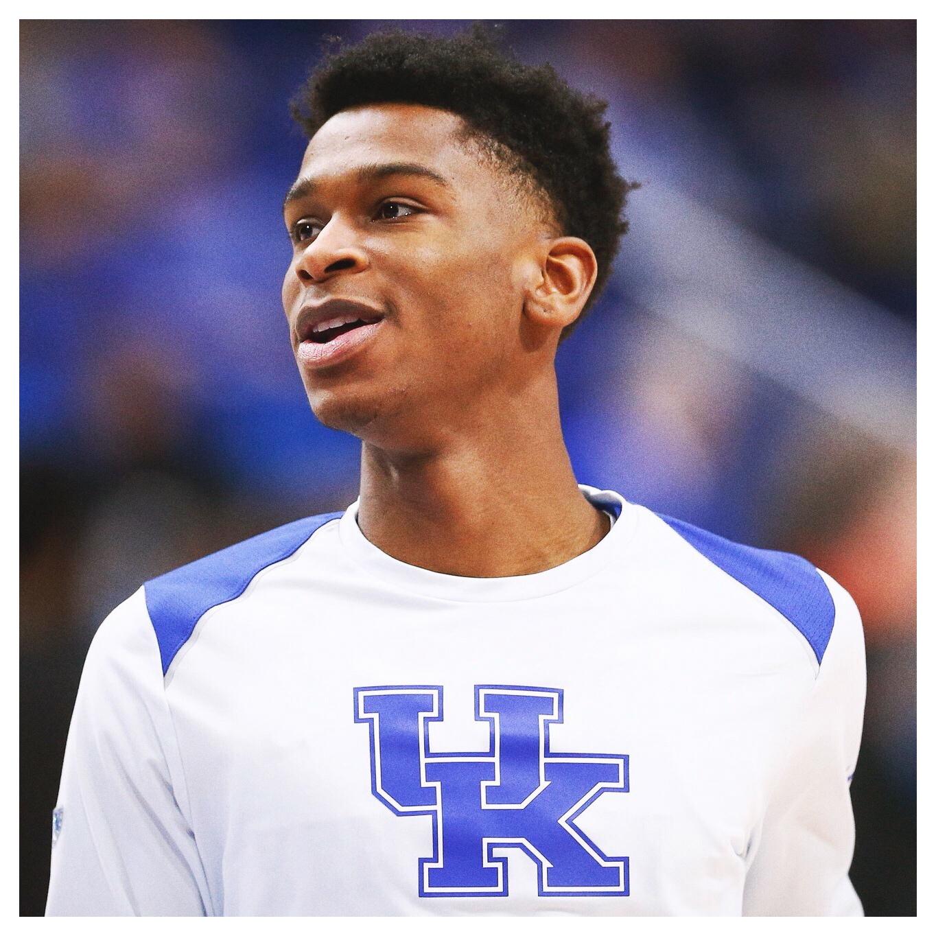 SHAI GILGEOUS-ALEXANDER - G•6'6, 180•Kentucky•Freshman
