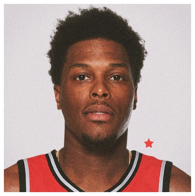 KYLE LOWRY - DD - 23, 12!, 5 boards & 3 steals