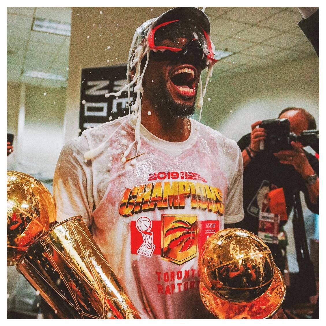 Kawhi: 2019 Finals MVP