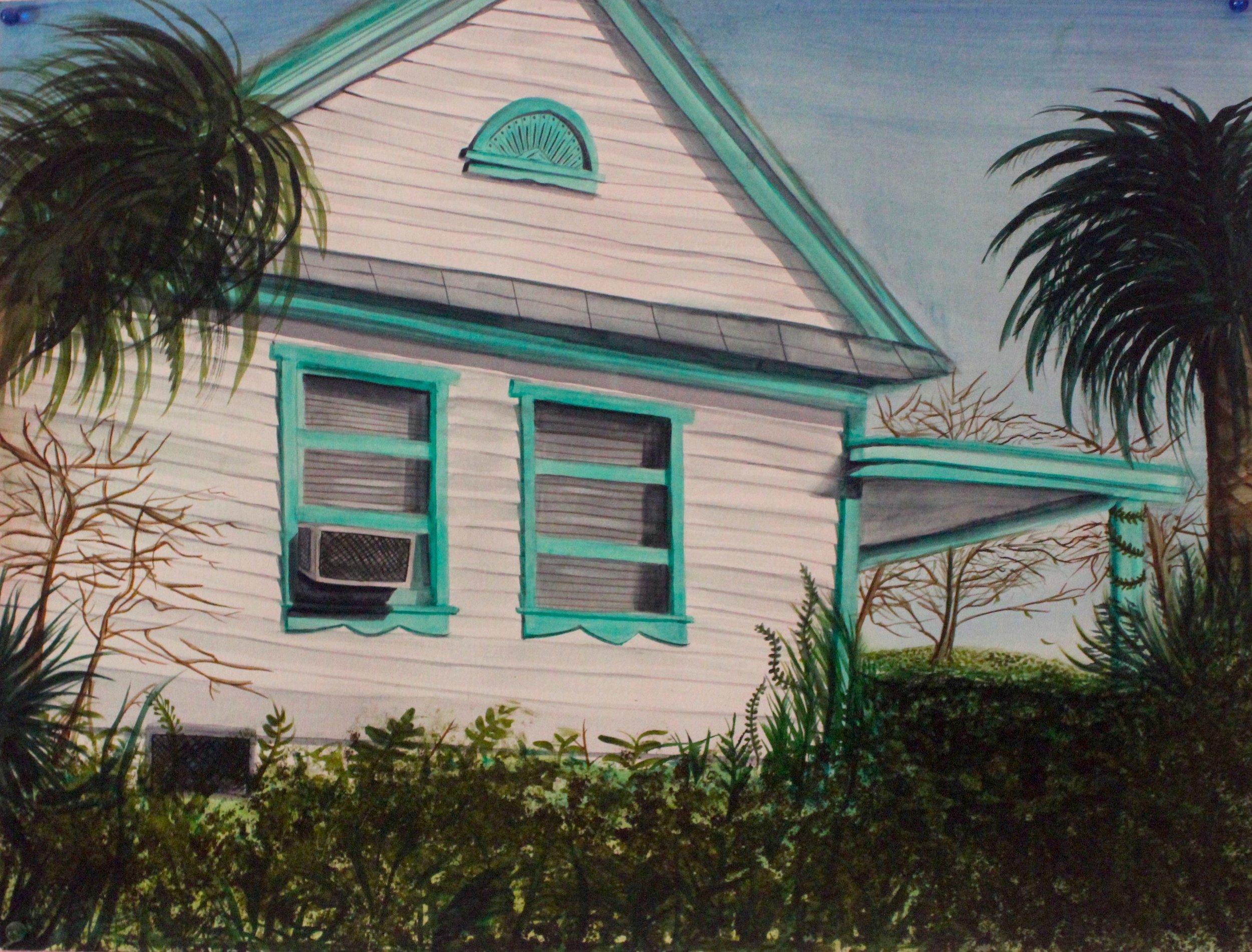 A House In Riverside