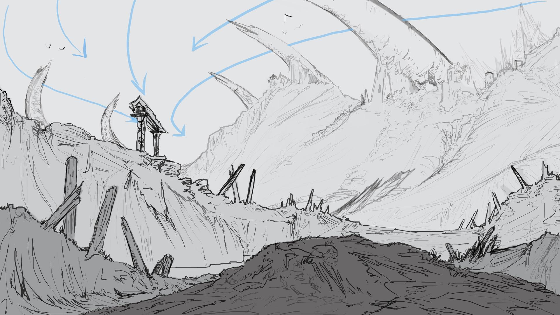 Valley Linework